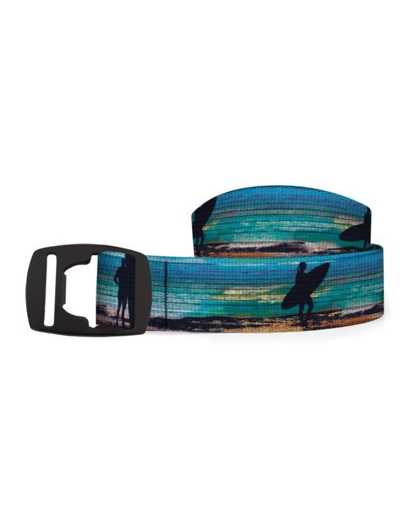 Croakie Belt Surfer Bluevista BK