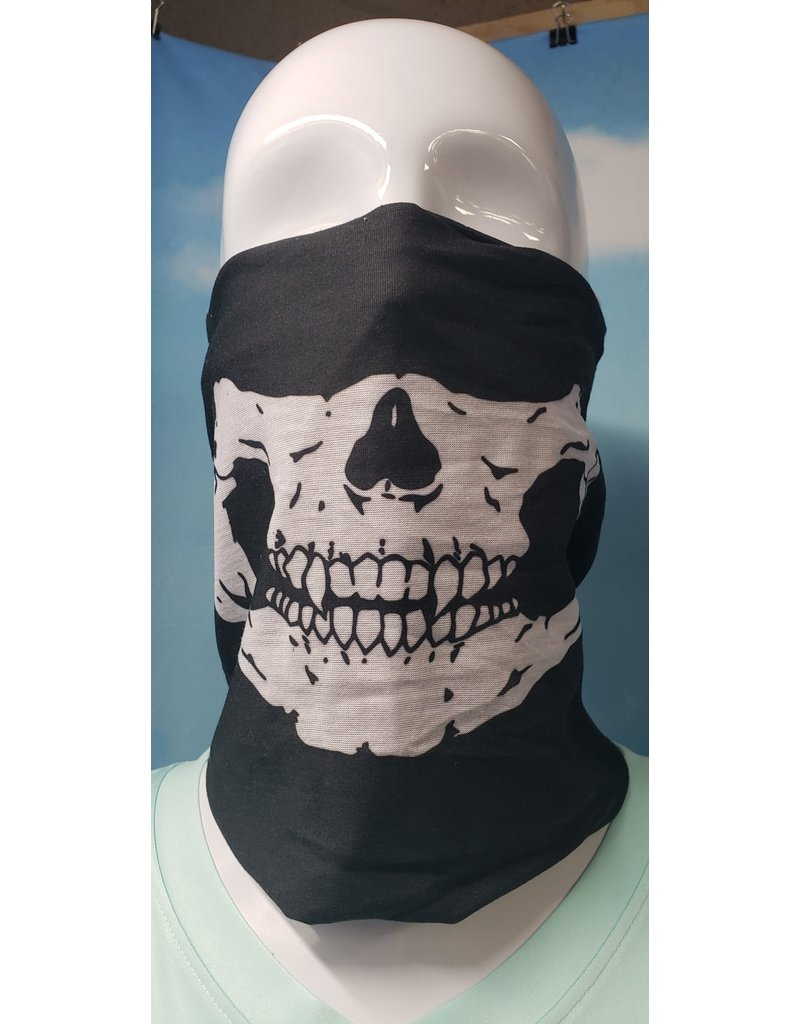 Ocean Surfari Skull Sun Shield Buff