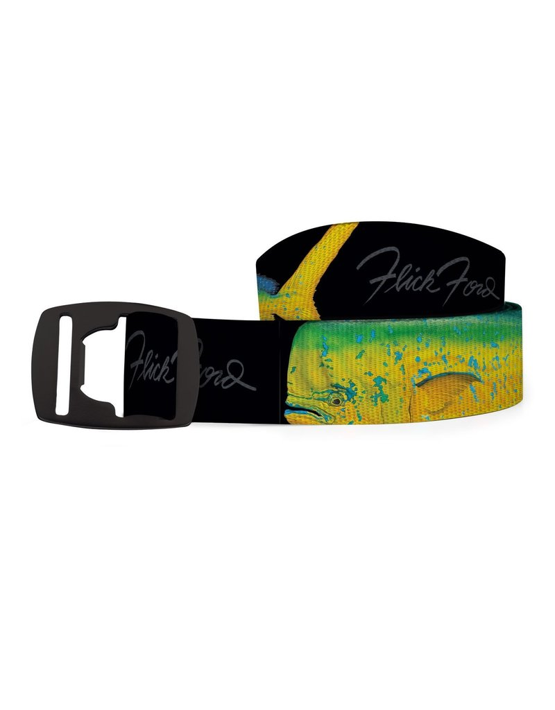 Croakie Belt Dorado Black BK