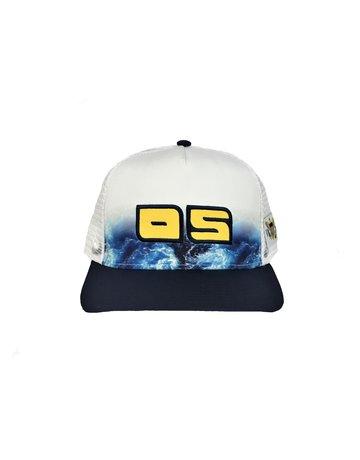 Ocean Surfari O/S Trucker Hat Wave