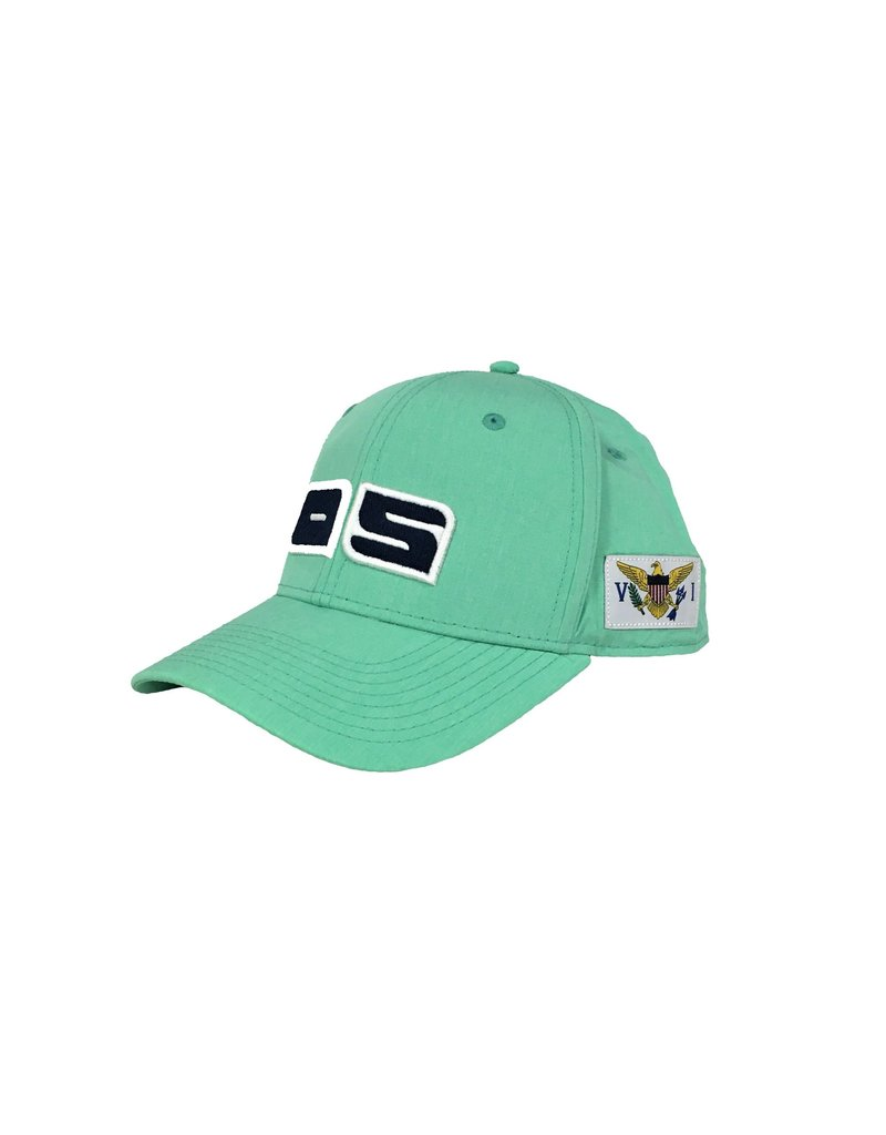 Ocean Surfari O/S Performance Hat Seafoam