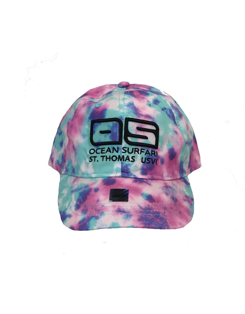 Ocean Surfari OS Tie Dye Hat