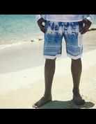 Ocean Surfari Men's South Beach Short Blue