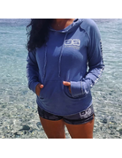 Ocean Surfari Lad Princess Hoodie Denim