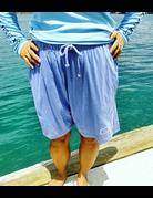 Ocean Surfari Lad Jersey Short Periwinkle