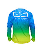Ocean Surfari OS SPF 50+ Performance Men's LS Mahi