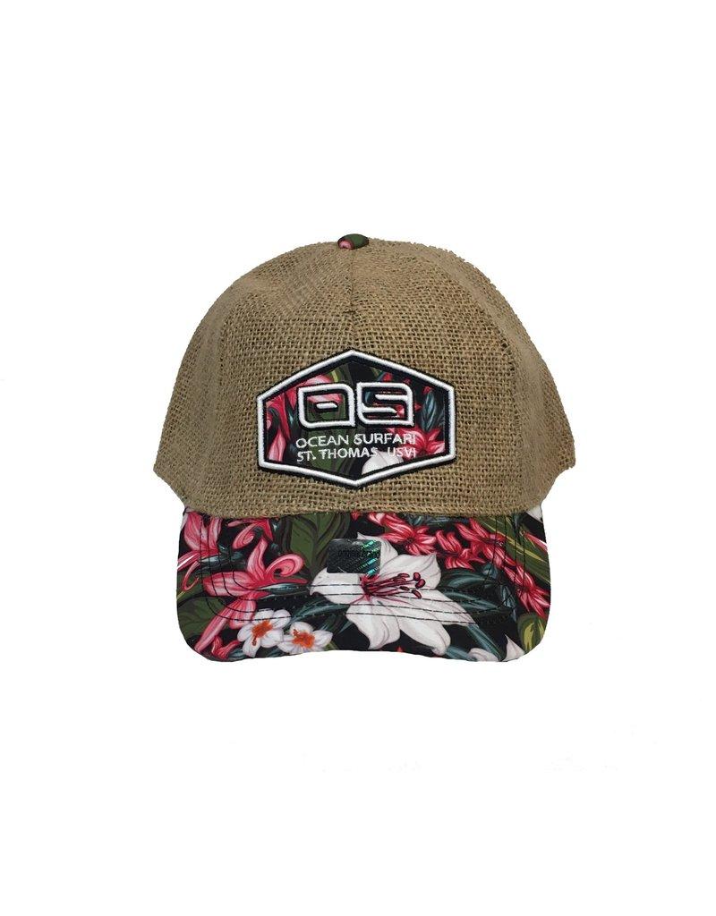 Ocean Surfari O/S Jute Hat