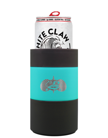 Toad Fish NO-Tip Slim Cooler Teal