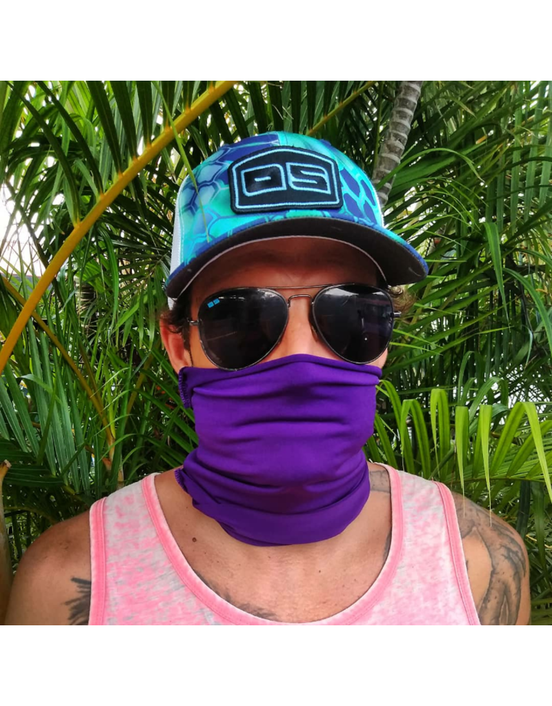Ocean Surfari Purple Sun Shield Buff