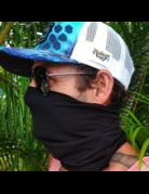 Ocean Surfari Black Sun Shield Buff