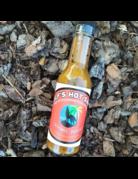 Wolf's Peachy Hot Sauce