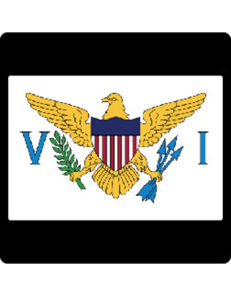 Auto - Graphs Large VI Flag
