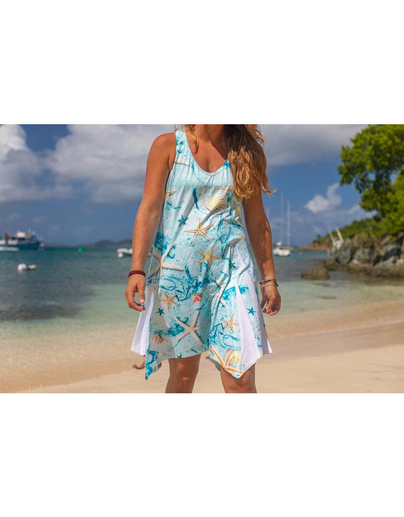 IB Lace Back Dress One Size