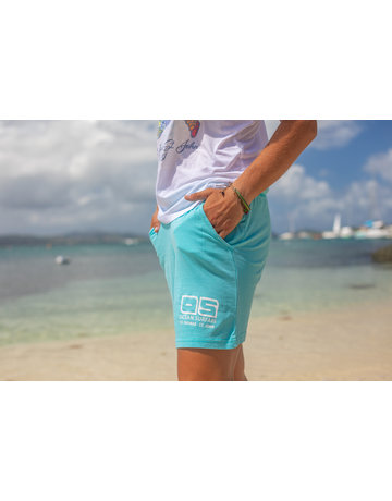 Ocean Surfari O/S Ladies Cotton Short