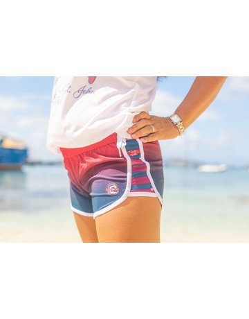 WL Side Tie Short American