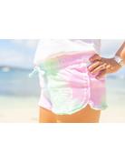 Ocean Surfari O/S Tie-Dye Shorts SAP