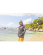 Ocean Surfari O/S Pull-Over Hoodie Heather Charcoal