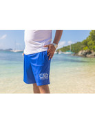 Ocean Surfari Men's Extreme Performance Shorts Royal