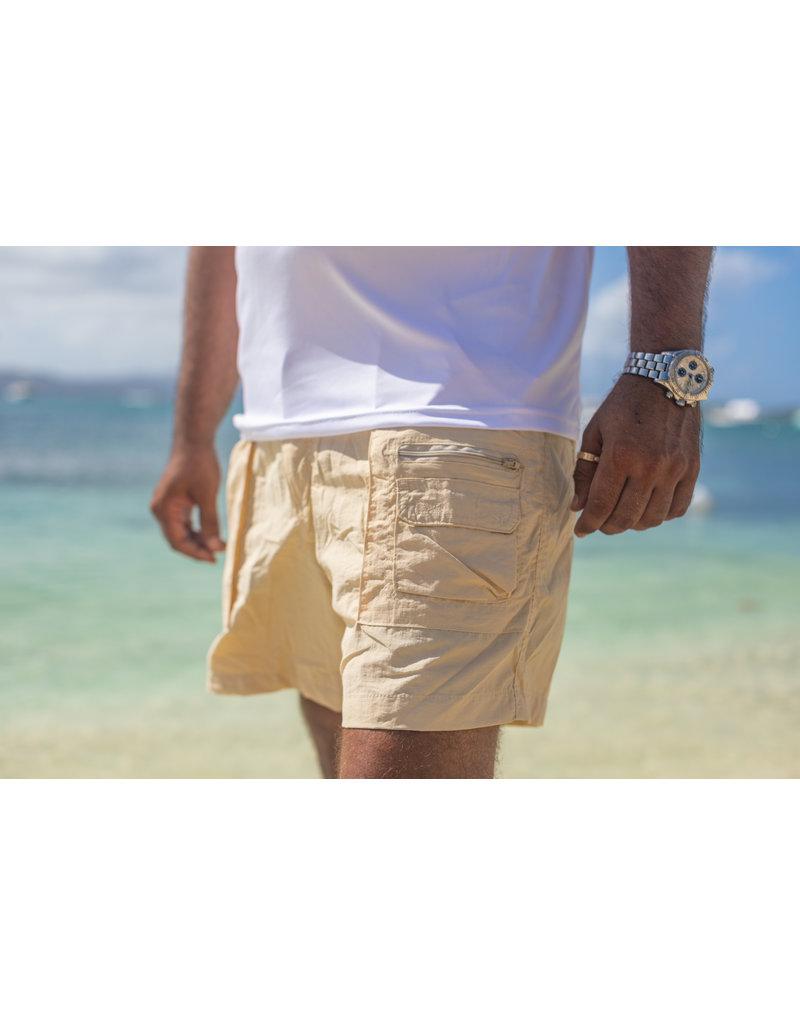 Ocean Surfari Uzzi Nylon Walking Short Sand