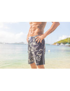 RS Surf RS Surf Board Short Black Camo
