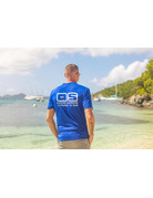 Ocean Surfari OS SPF 50+ Performance Men's SS Royal
