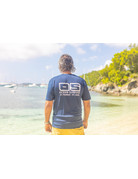 Ocean Surfari OS SPF 50+ Performance Men's SS Navy