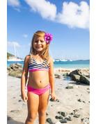 WL Girl's Swim Top Paradise