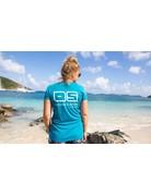 Ocean Surfari OS SPF 50+ Performance Lad SS Teal