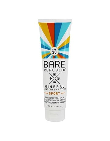 Bare Republic Bare Min. Sport SPF 30 Lotion