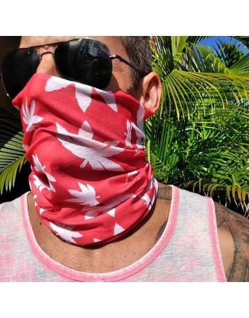 Ocean Surfari Leaves Red Sun Shield Buff
