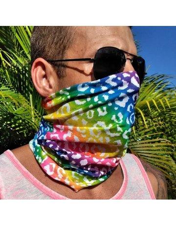 Ocean Surfari Rainbow Sun Shield Buff