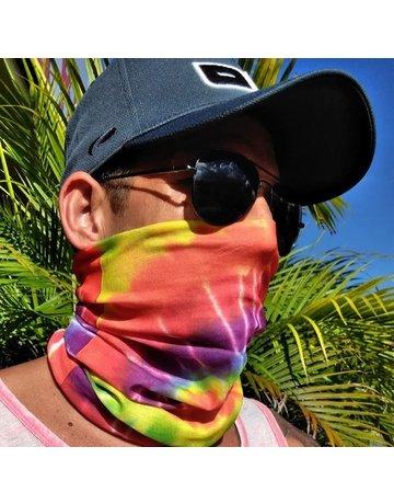 Ocean Surfari Tie-Dye Sun Shield Buff