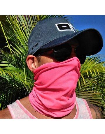 Ocean Surfari Neon Pink Sun Shield Buff