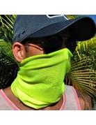 Ocean Surfari Neon Yellow Sun Shield Buff