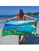 Ocean Surfari Trunk Bay Towel