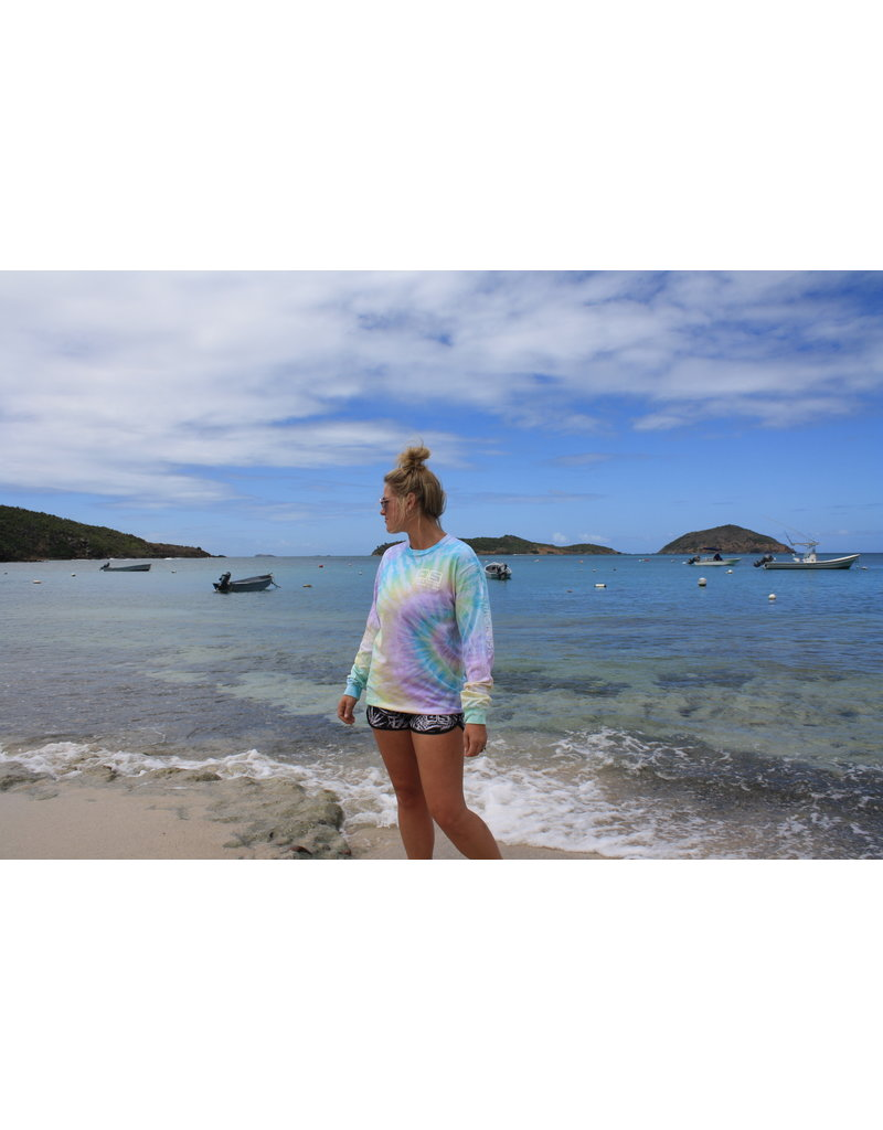 Ocean Surfari LS Cotton Mystique