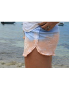 Ocean Surfari O/S Tie-Dye Shorts YPB