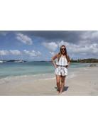 Ocean Drive Fashion Romber Lilac Summer Strip