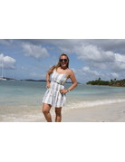 Ocean Drive Fashion Dress Lilac Summer