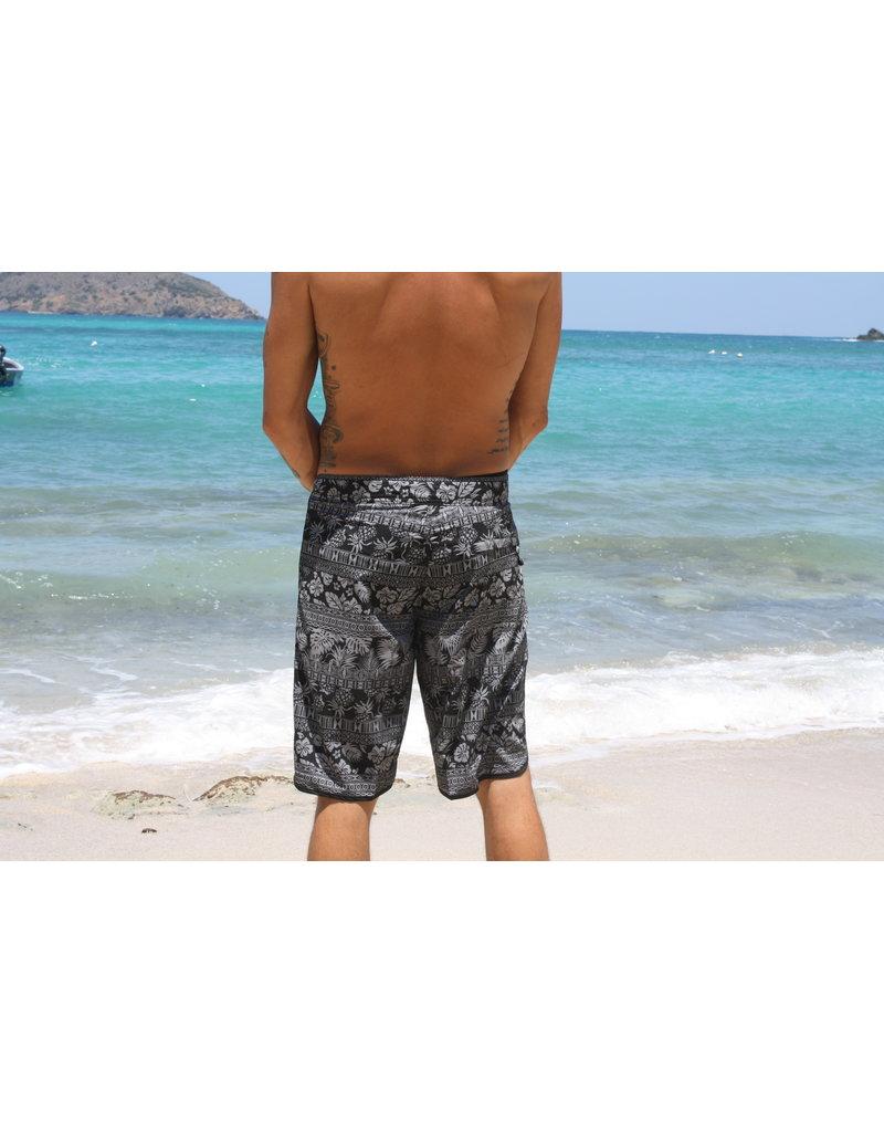 Ocean Surfari BB-B15 Board Shorts Grey
