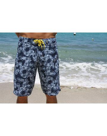 Ocean Surfari BB-B02 Board Shorts Blue