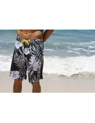 Ocean Surfari BB-B09 Board Shorts Black
