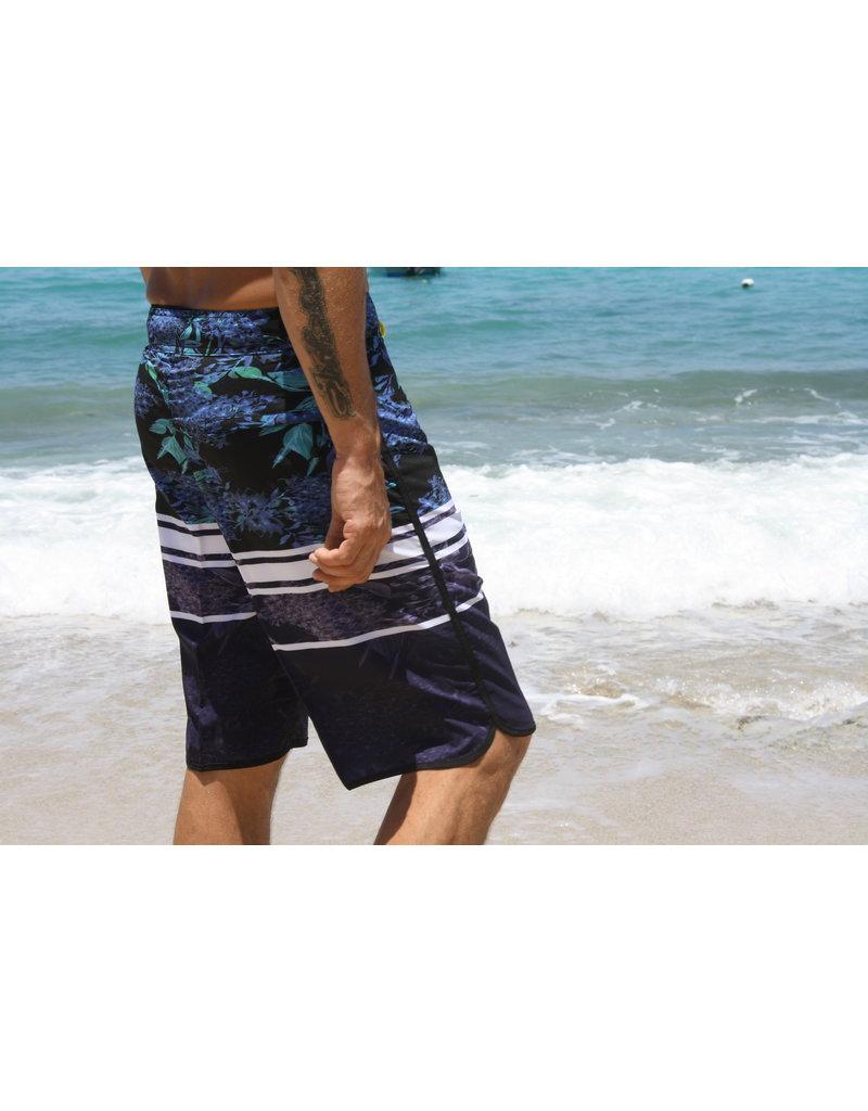 Ocean Surfari BB-B07 Board Shorts Navy