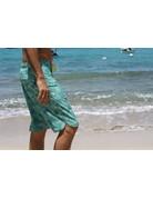 Ocean Surfari BB-B02 Board Shorts Teal