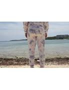 Ocean Surfari Ladies Tie Dye Hacci Jogger Jasmine