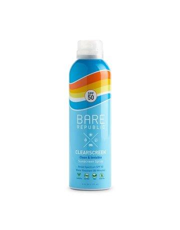 Bare Republic Bare Republic Clearscreen Spray SPF 50