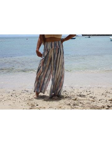 Ocean Drive Fashion Pant Paradise Stripe
