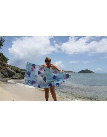 Ocean Surfari Mermaid Scales Towel