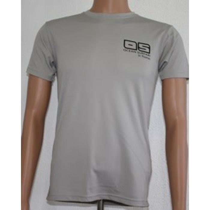 Vapor SS Men's Athletic Grey