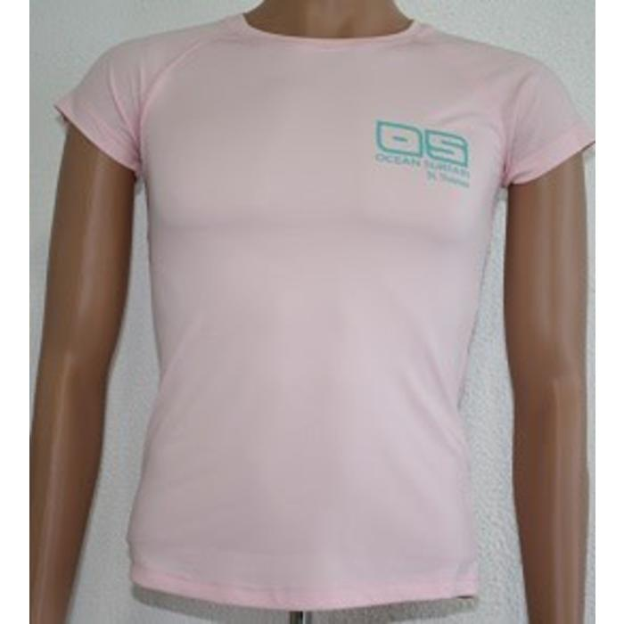 Vapor Ladies Short Sleeve Pink